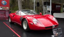 5 Beautiful Alfa Romeos Presented