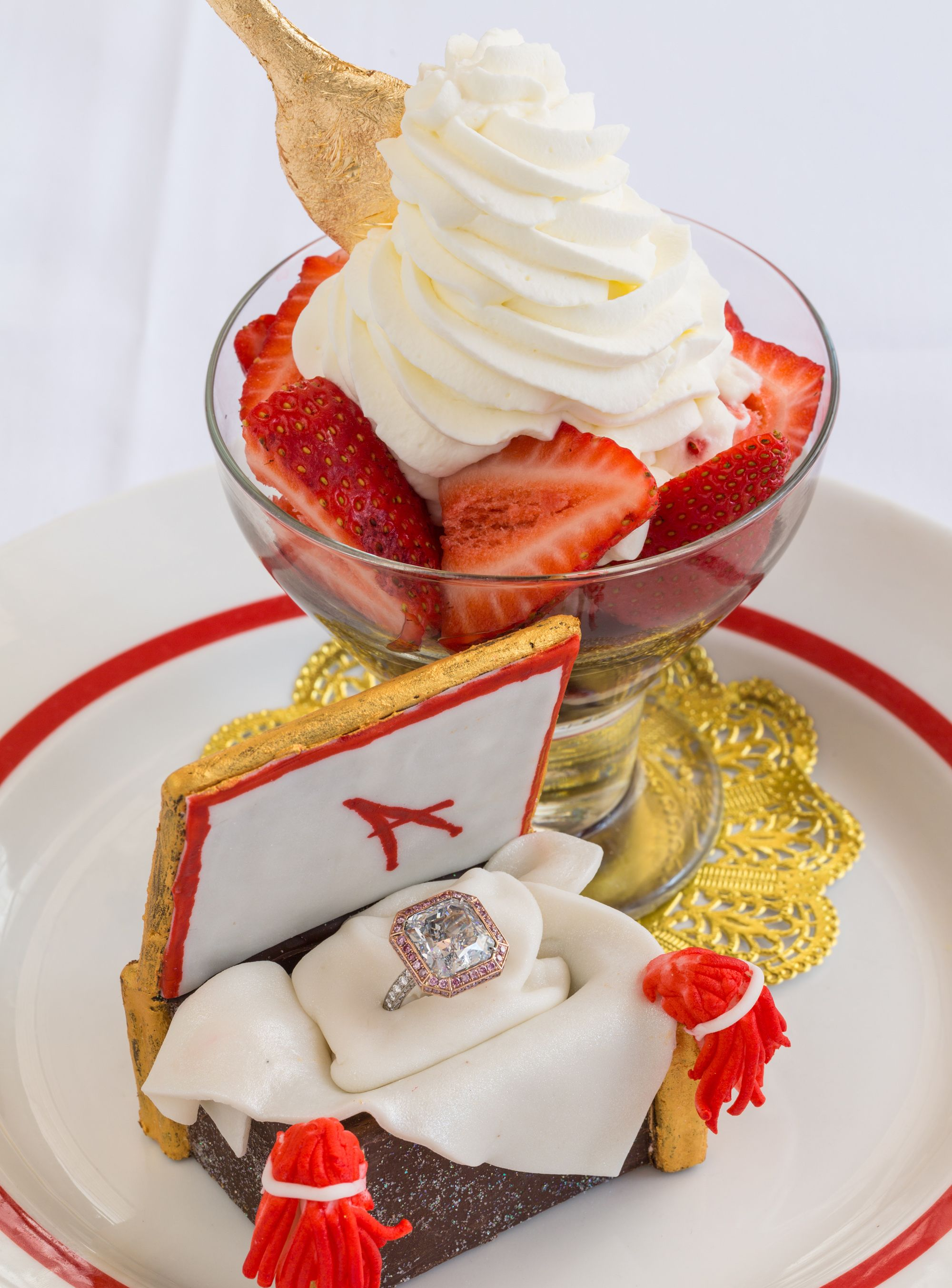 Recreate This Decadent 98M Strawberry Dessert From NOLA