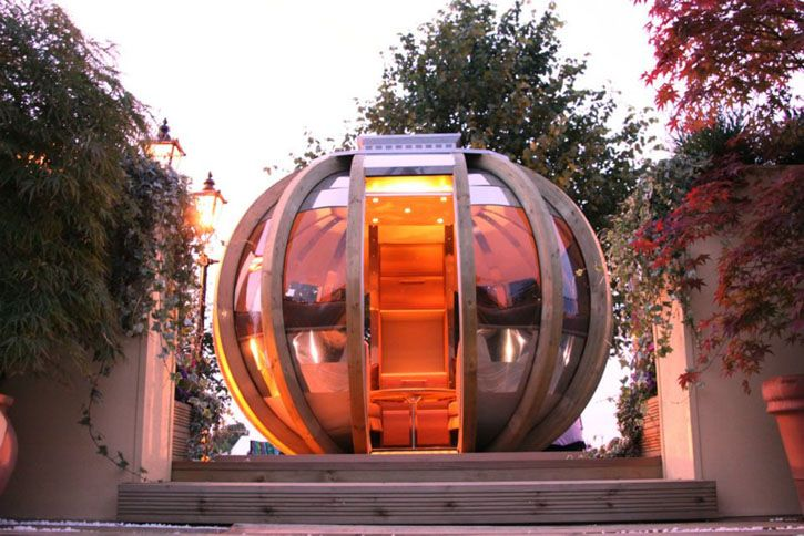 Rotating Pods are Landing in Backyards All Over the World