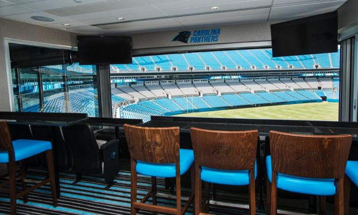 Bank of America Stadiums 1125M Remodel Includes New