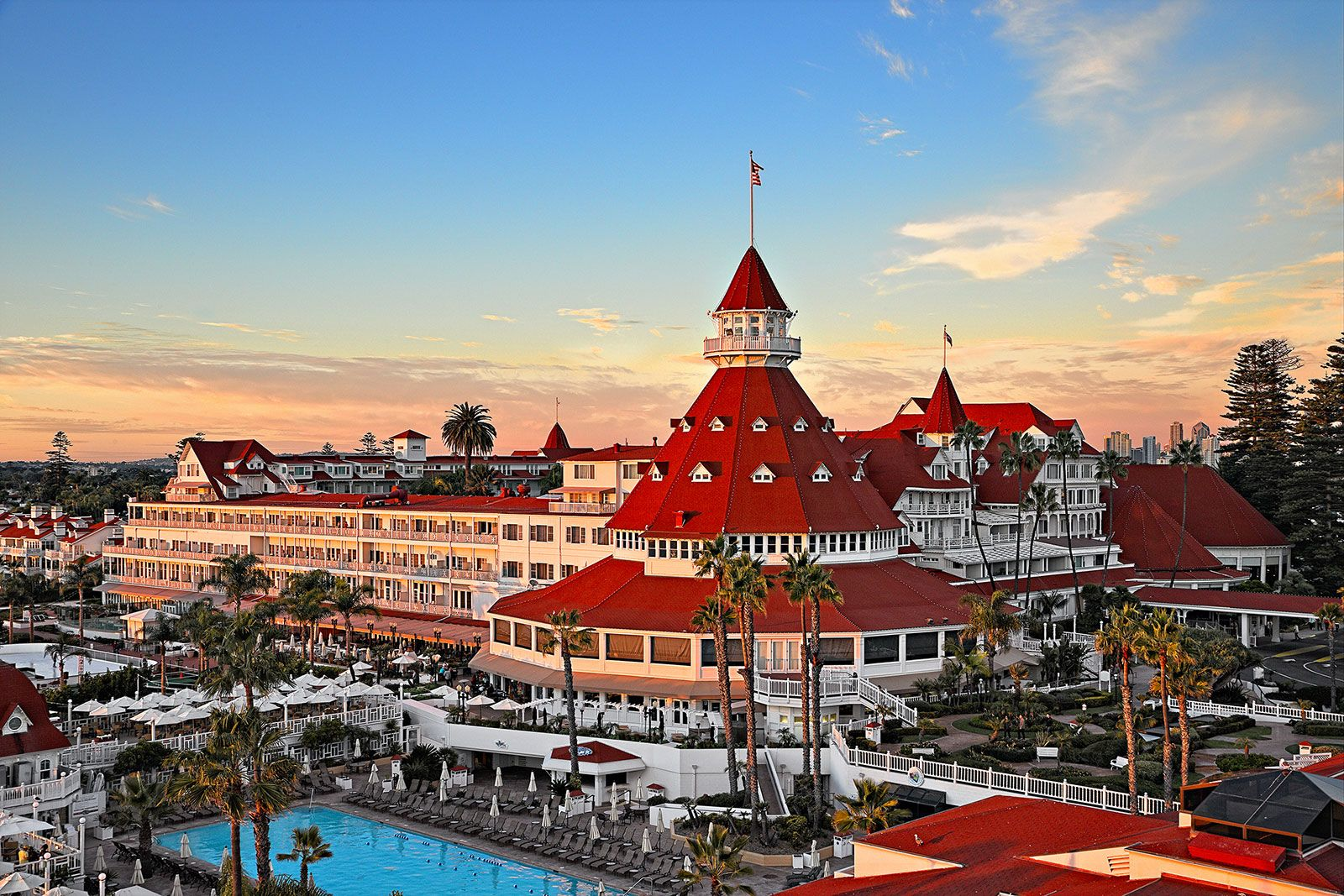 Iconic Hotel Del Coronado Sold In Multi-billion Dollar Deal