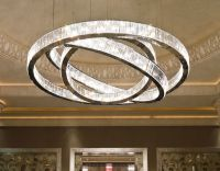 Windfall's Glittering Crystal Chandeliers: Good Enough for ...