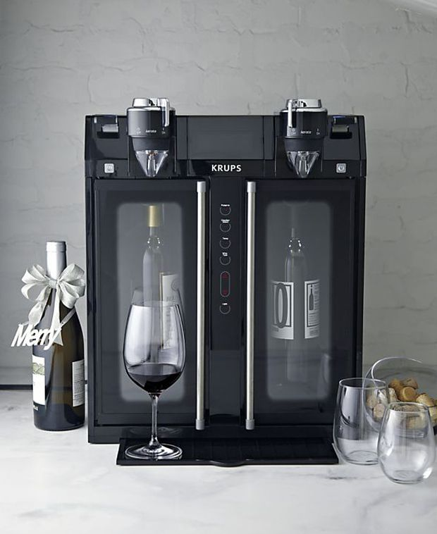 Achieve the Perfect Pour From Krups Wine Dispenser