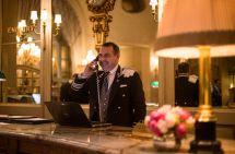 Ritz' Head Concierge Discusses 42-year Career