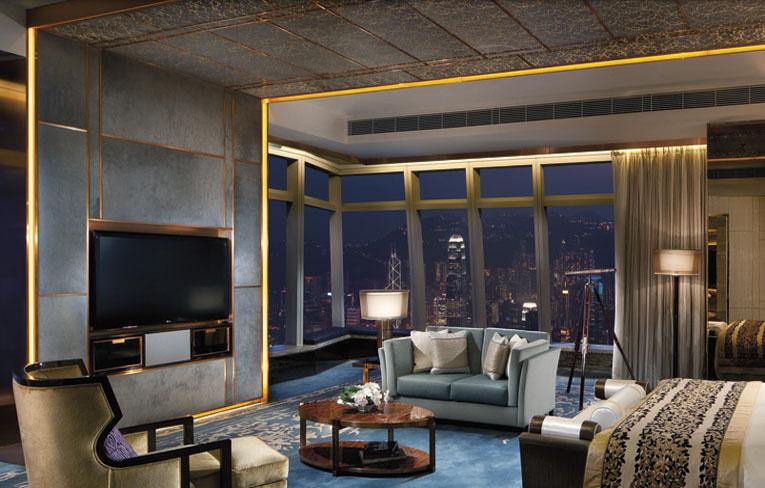 The RitzCarlton Hong Kong in Hong Kong