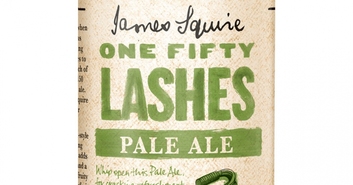 James Squire One Fifty Lashes Pale Ale  Just Beer