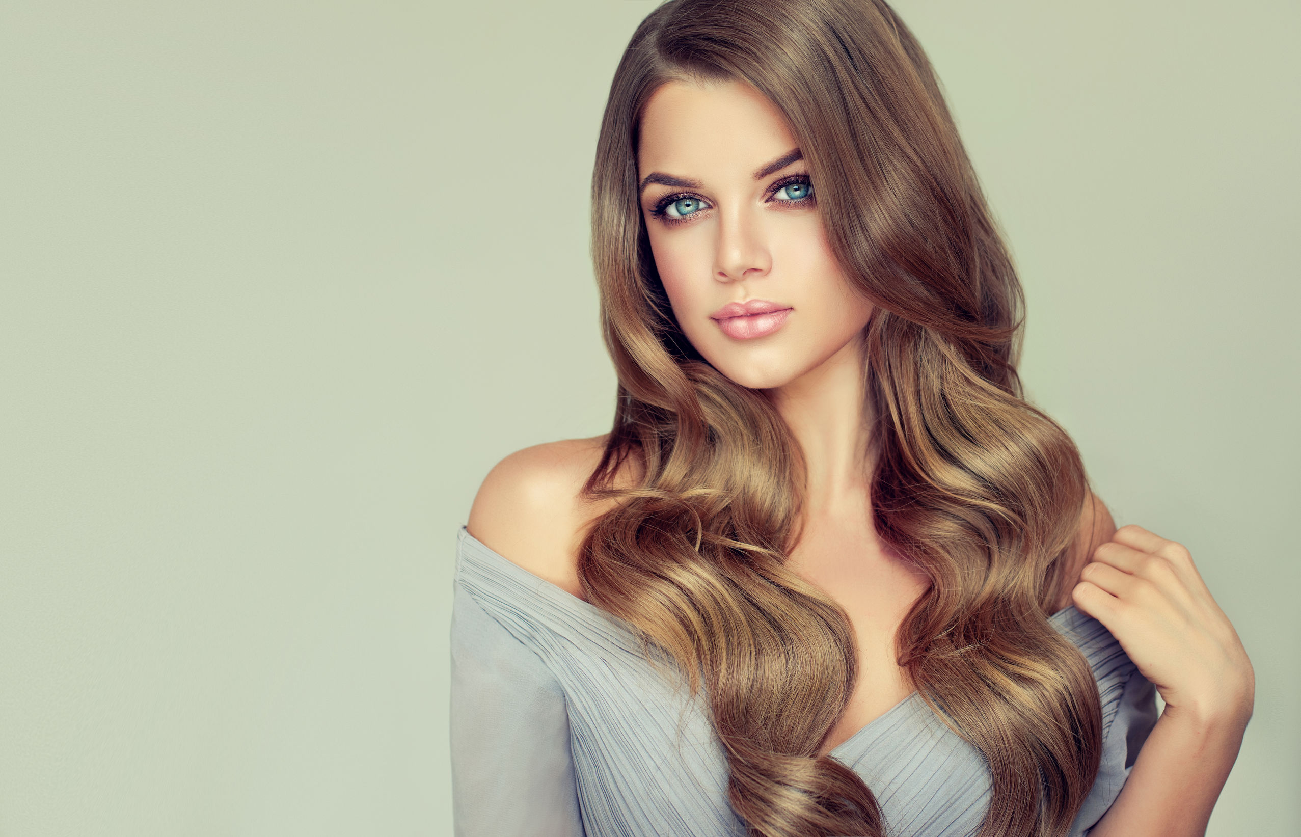 The Best Hair Color For Warm Skin Tones