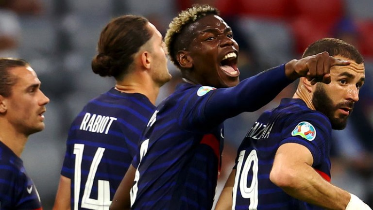 France 1-0 Germany: Five talking points as Euros favourites get off to  winning start - Mirror Online