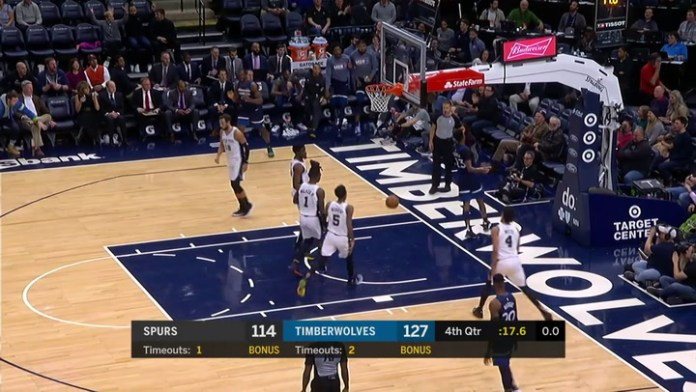 The 10 best plays of the NBA day