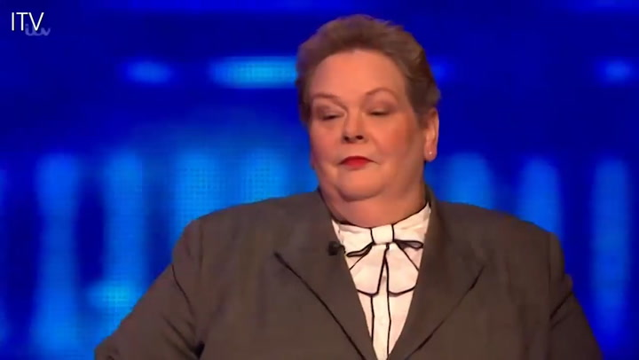 Beat The Chasers Anne Hegerty's real life including celeb crushes