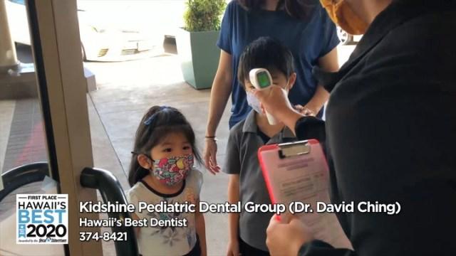 Kidshine Pediatric Dental Group - Hawaii's Best 2020