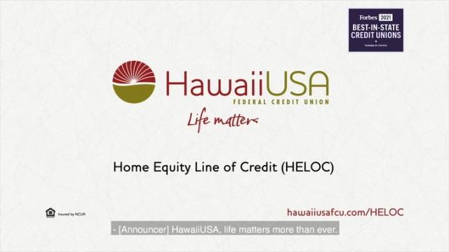 Hawaii USA FCU - Hawaii's Best 2021 video thumbnail