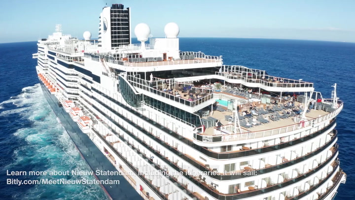 4 Cool Features on Holland America's Nieuw Statendam