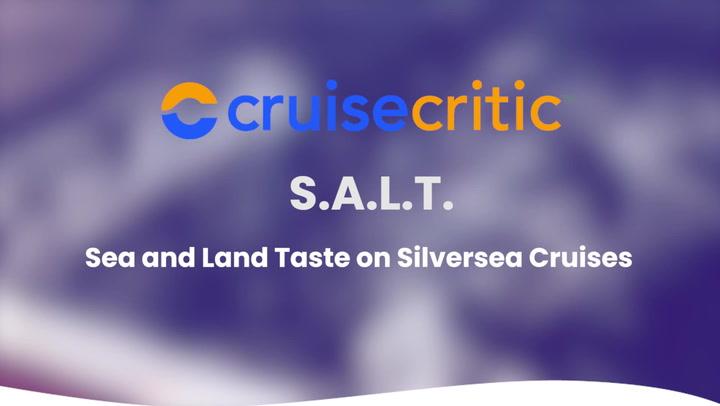 Silversea's New S.A.L.T. Program