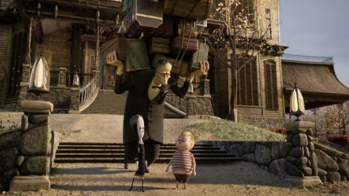 The Addams Family 2' Trailer - Video | Moviefone