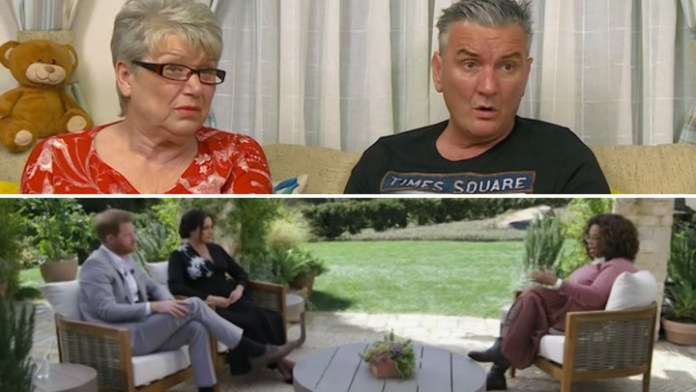 How Gogglebox introduce the new cast members with free takeaways