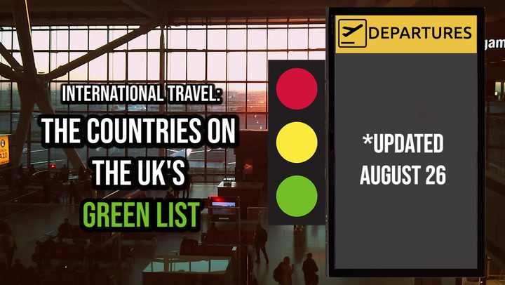 Do you know your national birds? Uk Travel Red List The Countries Most Likely To Move To Amber Or Green Wales Online