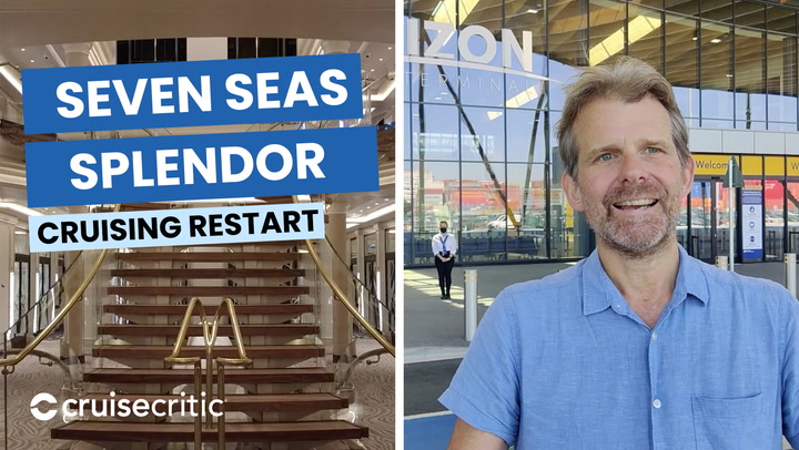 Regent Seven Seas Splendor Returns to the Seas