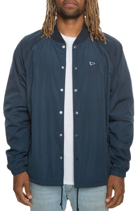 The Camden Jacket in Midnight
