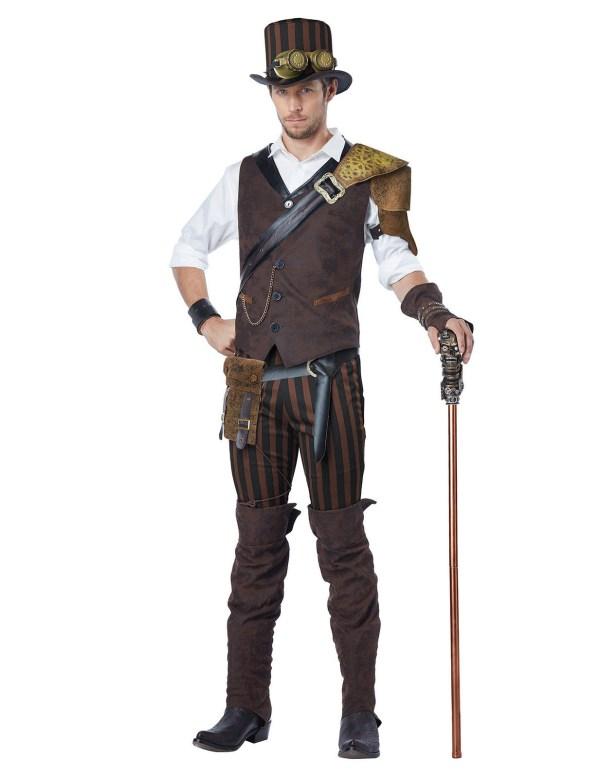 Steampunk Adventurer Costume Adult