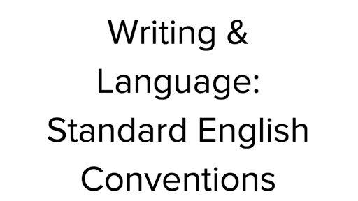 Define conventions in writing. What Are Some Examples of