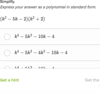 Multiplying Polynomials Practice B Answers - holt mcdougal ...