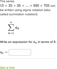 Collection of Sigma Notation Worksheet - Adriaticatoursrl
