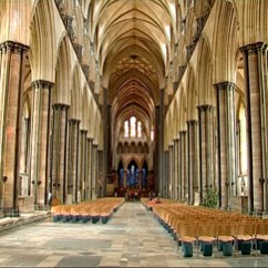 Cathedral Architecture Gothic Arches Diagram Pioneer Avh With Navigation An Introduction Article Khan Academy Nave Of Salisbury