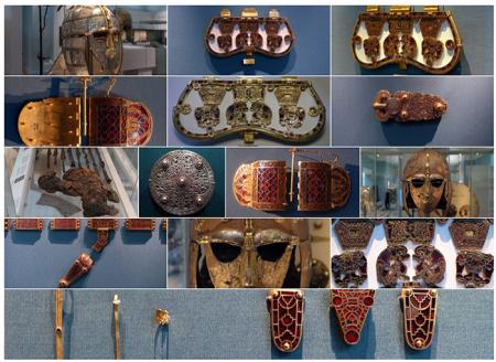 The Sutton Hoo ship burial (article) | Khan Academy