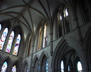 cathedral architecture gothic arches diagram one line symbols standards an introduction article khan academy early southwell minster