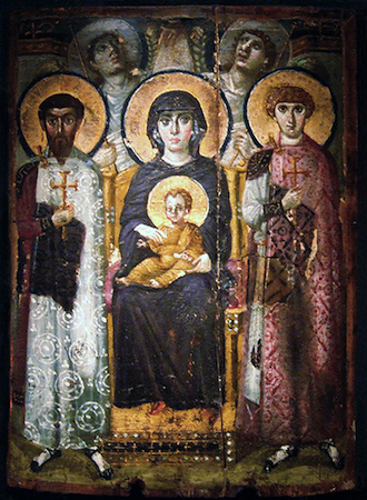 Constantinople Art : constantinople, Beginner's, Guide, Byzantine, Mosaics, (article), Academy