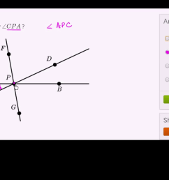 Naming angles (video)   Angle introduction   Khan Academy [ 720 x 1280 Pixel ]