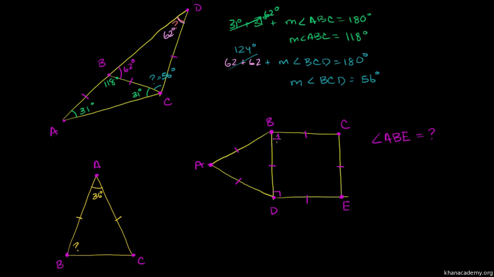 medium resolution of Congruence   High school geometry   Math   Khan Academy