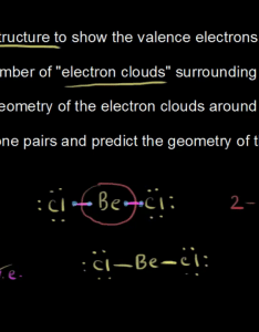also vsepr for electron clouds video khan academy rh khanacademy