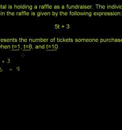 Variables \u0026 expressions   6th grade   Math   Khan Academy [ 720 x 1280 Pixel ]