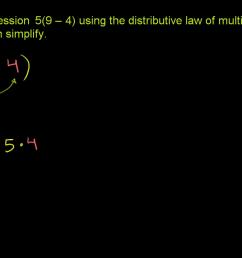 Arithmetic properties   Pre-algebra   Math   Khan Academy [ 720 x 1280 Pixel ]