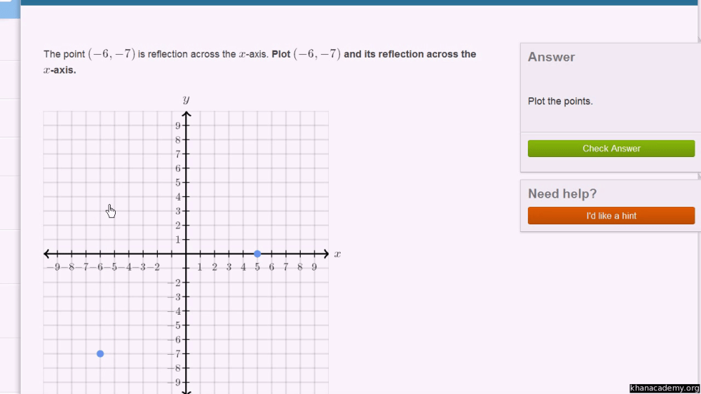 medium resolution of Coordinate plane   Geometry (all content)   Math   Khan Academy