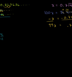 Numbers and Operations   8th grade   Khan Academy [ 720 x 1280 Pixel ]