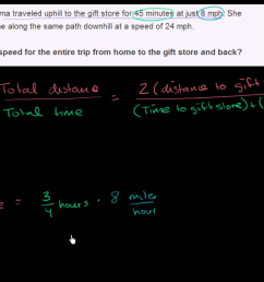 Multiple rates word problem (video)   Khan Academy [ 720 x 1280 Pixel ]