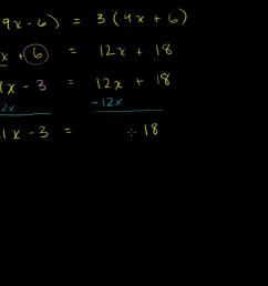 Linear equations and inequalities   Algebra basics   Math   Khan Academy [ 720 x 1280 Pixel ]