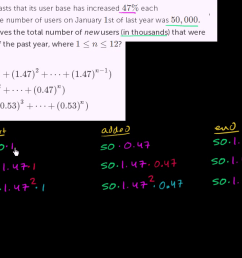 Series   Precalculus   Math   Khan Academy [ 720 x 1280 Pixel ]