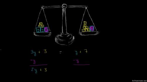 small resolution of Solving equations \u0026 inequalities   Algebra 1   Math   Khan Academy
