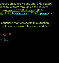 Systems of equations   Algebra 1   Math   Khan Academy [ 720 x 1280 Pixel ]