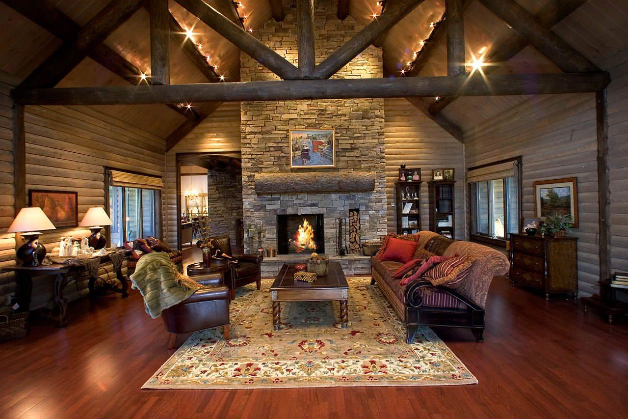 ExtremeMakeover  Katahdin Cedar Log Homes Floor Plans