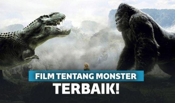 10 Film Monster Terbaik Sepanjang Masa
