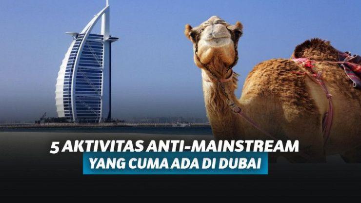 Aktivitas Anti-mainstream di Dubai 1