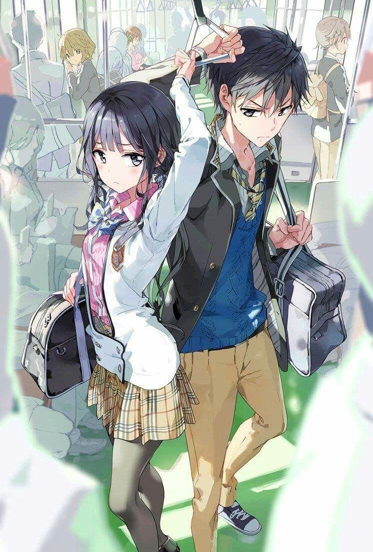 Daftar Anime Romantis : daftar, anime, romantis, Anime, Romance, Terbaik, Termanis, Sepanjang