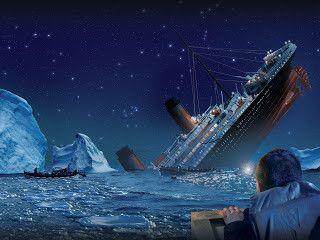 fakta film Titanic