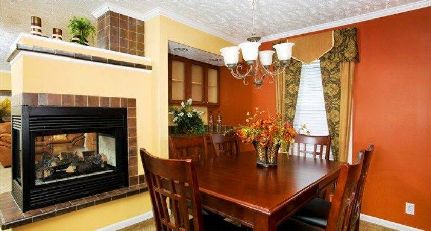 Mobile Home Remodeling Ideas Clayton Rutledge Homes Great Fireplace   Kelseybash Ranch   15291