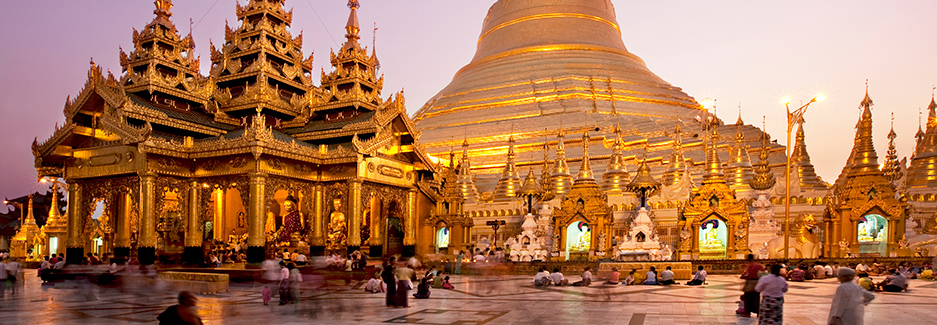 Yangon Myanmar Travel  Yangon Vacation Packages